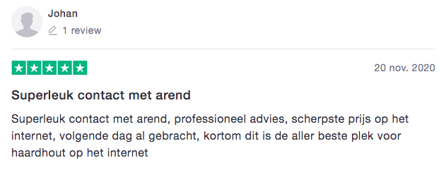 Haardgoud review